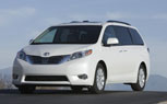 2011 Toyota Sienna Recalled for Brake Issues, But Not What You Think