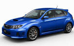 2011 Subaru Impreza WRX STI Spec C Announced in Japan