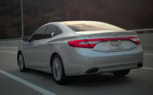 2012 Hyundai Azera/Grandeur Spied Testing in Korea [Video]