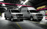 Nissan NV Commerical Van Priced from $24,995