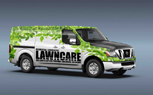 Nissan Announces Original Wraps Personalization for NV Commercial Van