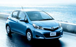 2012 Toyota Vitz [Yaris] Officially Revealed With Gauges Where They Should Be