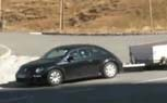 2012 Volkswagen New Beetle Spied Testing [Video]