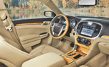 2011 Chrysler 300C Interior Shown Online