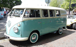 VW Bus Reunited With its Owner, 36 Years After it Was Stolen