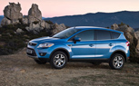 Ford Escape/Kuga Concept to Debut at Detroit Auto Show