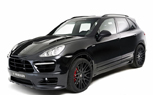 Hamann Releases Tuning Package for the New Porsche Cayenne