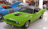Chrysler Trademarks 'Cuda' Name, Sparking Rumors of Legendary Muscle Car's Return