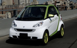 Hertz Adds Smart Fortwo Electric Cars to its Fleet