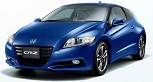 Honda CR-Z JCOTY Edition Is Built For Gloating