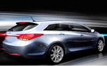 Hyundai Sonata Wagon Previewed With i40 Concept