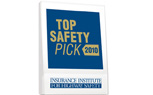 66 Vehicles Win IIHS 2011 Top Safety Pick Award
