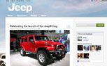Official Jeep Blog Launches to Support, Grow Jeep Community