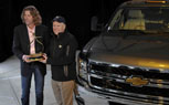 Chevy Silverado HD Named Motor Trend Truck of the Year
