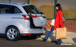 Ford C-Max Hands-Free Liftgate Demonstration [Video]