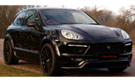 Merdad 902 Porsche Cayenne Coupe Unveiled: First Live Photos