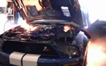 Shelby GT500 Blows Up on the Dyno [Video]