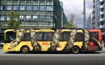 Copenhagen Zoo 'Snakes on a Bus' Marketing Campaign Crushes the Competition
