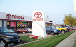 Toyota Number One With Car Shoppers