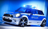 AC Schnitzer Builds All Electric MINI E Police Car [Video]