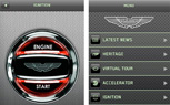 Aston Martin Explore App Educates and Entertains; You Can Even Book a Test Drive