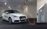 Audi Plant Uses Solar Power to Charge Electric Cars