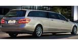 Mercedes E-Class Wagon Gets the Limo Treatment