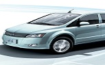 BYD B6 Electric Car To Debut In 2011