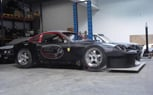 Ferrari 550 GTR Going Drifting With Carbon Wide-Body, BMW Power