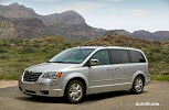Chrysler Town & Country Set To Capture Minivan Sales Crown