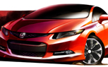 Honda Civic Concept Sketch Released [BREAKING]