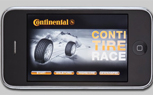 New Continental Tire Racing App Includes The Chance to Win a PlayStation 3