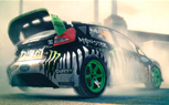 DiRT 3 Gymkhana Mode Teased With Virtual Ken Block Hoonage [Video]