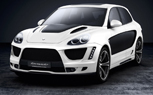 Porsche Cayenne Based Gemballa Tornado First New Model From Resurrected Tuner