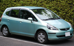 Honda Fit Recalled Over Headlight Defect