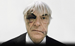 Bernie Ecclestone Shills Bruised Face For Hublot Watches