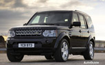 Land Rover Discovery 4 Armored SUV; Solid as a Tank and Weighs as Much Too