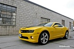 Chevrolet Dealers Revive COPO Camaros For 2011