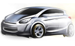 Mitsubishi Global Small Car Revealed in Design Sketches; Is This the New Colt?