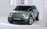 MINI Paceman Concept Revealed Ahead of Detroit Auto Show Debut