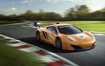 McLaren MP4-12C GT3 Racer Previewed