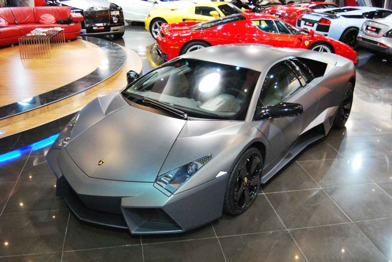 Lamborghini Reventon With Zero Miles On Sale In Dubai Autoguide