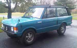 1978 Range Rover 2-Door Is The Anti-Evoque