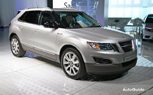 2012 Saab 9-4x Priced At $34,205