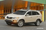2011 Kia Sorento Recalled For Brake Defects