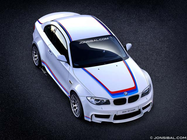 GTS version of BMW 1 Series M Coupe