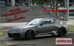 Custom Mazda RX-8 Sports Lambo Styling