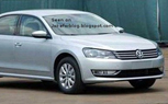 Volkswagen New Midsize Sedan Revealed