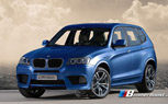 BMW X3 M-Sport Package to Join 2012 1 Series, 1M Coupe, 650i Convertible Debuts in Detroit