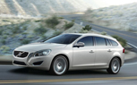 Volvo V60 Plug-In Hybrid Turbodiesel to Debut at Geneva Auto Show With 124-MPG